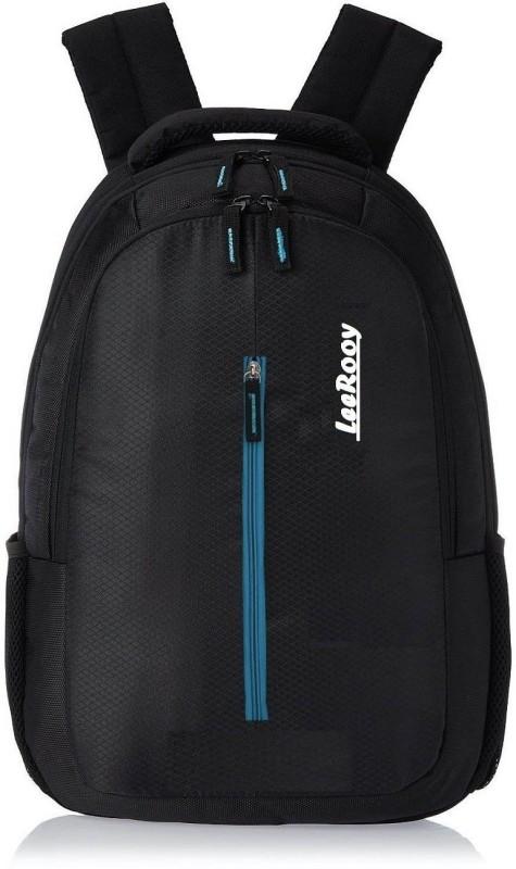 LeeRooy mnbg34ac 25 L Backpack(Black)