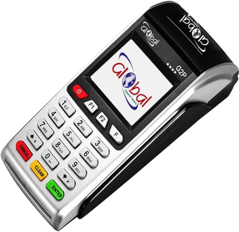 Global Financial Services Global G2P Portable POS Device