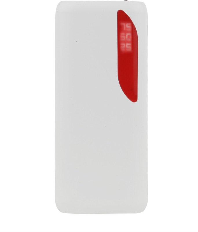 MI-STS 20000 mAh Power Bank(Red, Lithium-ion)