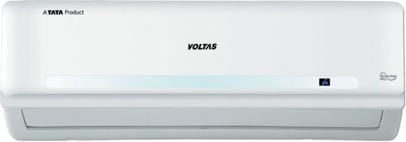 Voltas 1.2 Ton 3 Star Split Inverter AC - White(153V DZV (R32), Copper Condenser)