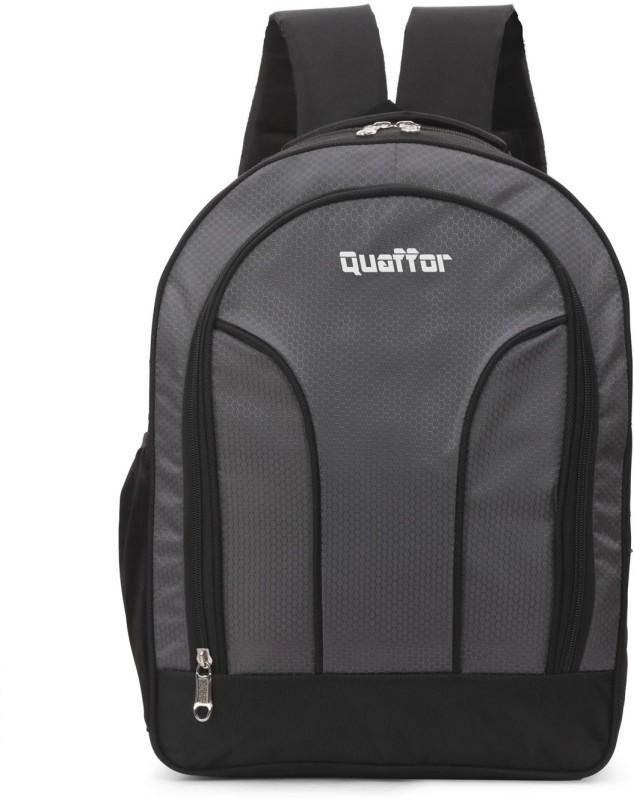 quaffor 16 inch Laptop Backpack(Grey)