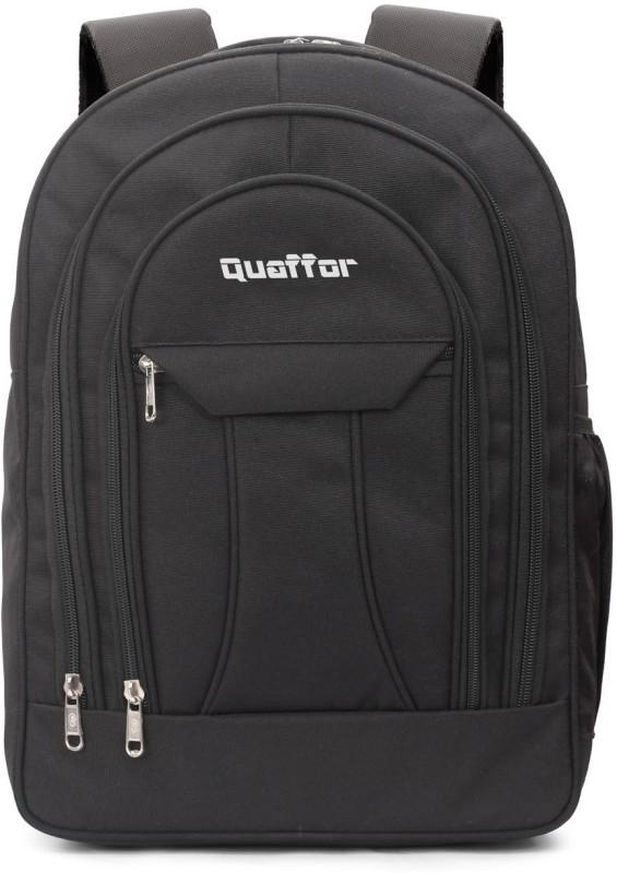 Quaffor 17 inch Laptop Backpack(Black)