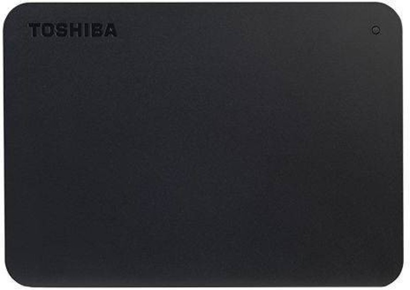 Toshiba Canvio Basics 2 TB External Hard Disk Drive(Black)