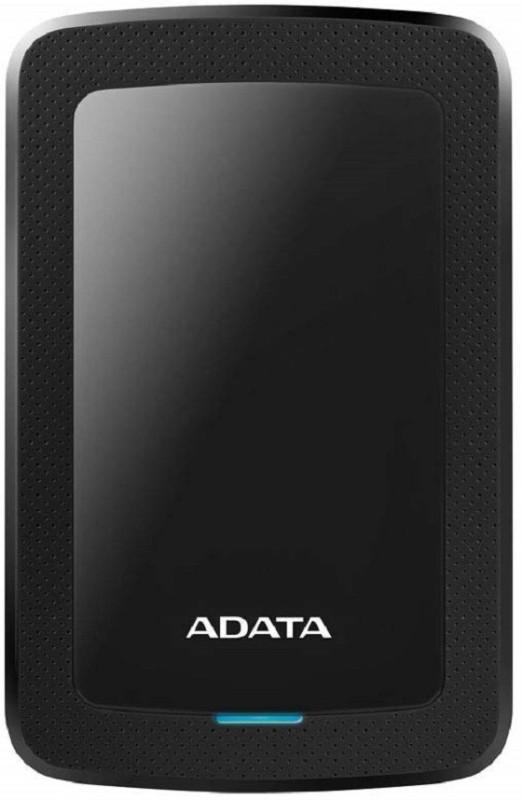 ADATA 2 TB External Hard Disk Drive with 2 TB Cloud Storage(Black)