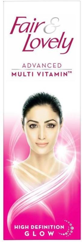 Fair & Lovely Advanced Multi Vitamin Face Cream(110 g)
