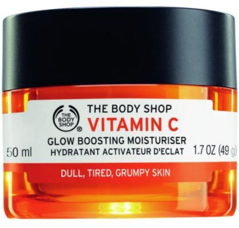 The Body Shop Vitamin C Glow Boosting Moisturiser(50 ml)