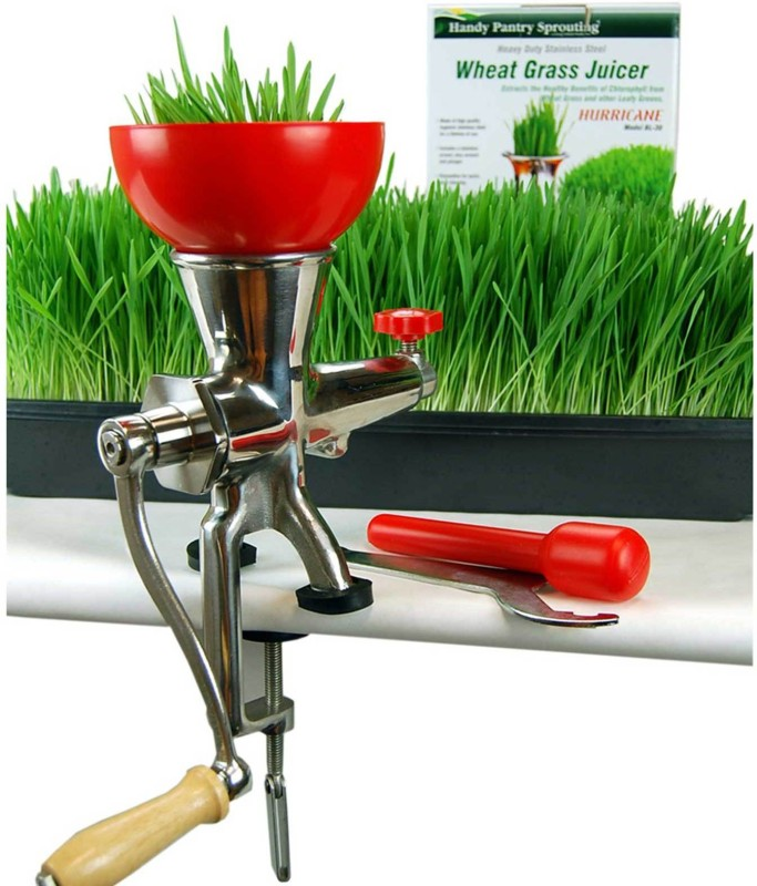 Handy Pantry Plastic Hand Juicer(Multicolor)