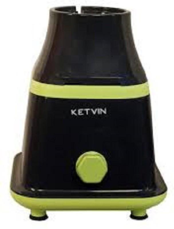 ketvin 1 ddgfdh 1 Juicer Mixer Grinder(Black, 1 Jar)