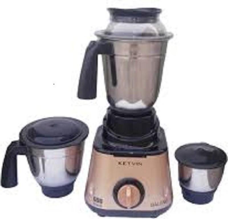 ketvin 1 kfjdhg 1 Juicer Mixer Grinder(crime, 3 Jars)