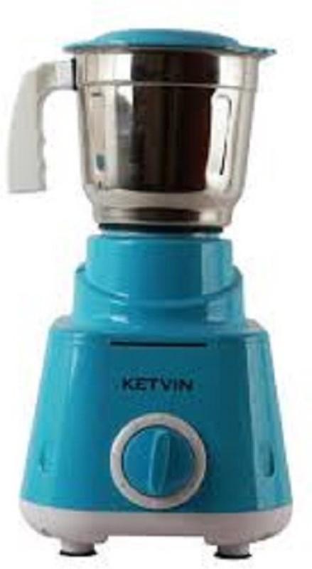 ketvin 1 kjhg 1 Juicer Mixer Grinder(Blue, 1 Jar)