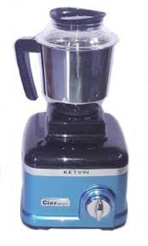 ketvin 1 fjdkhg 1 Juicer Mixer Grinder(Blue, 3 Jars)