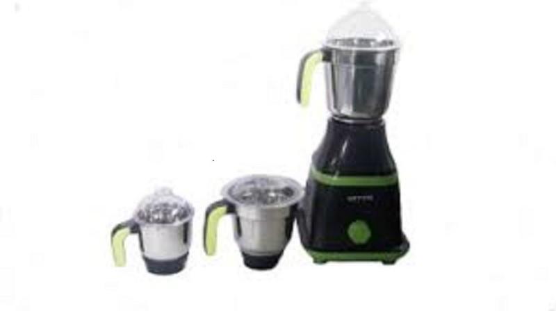 ketvin 1 jkhg 1 Juicer Mixer Grinder(Black, 3 Jars)