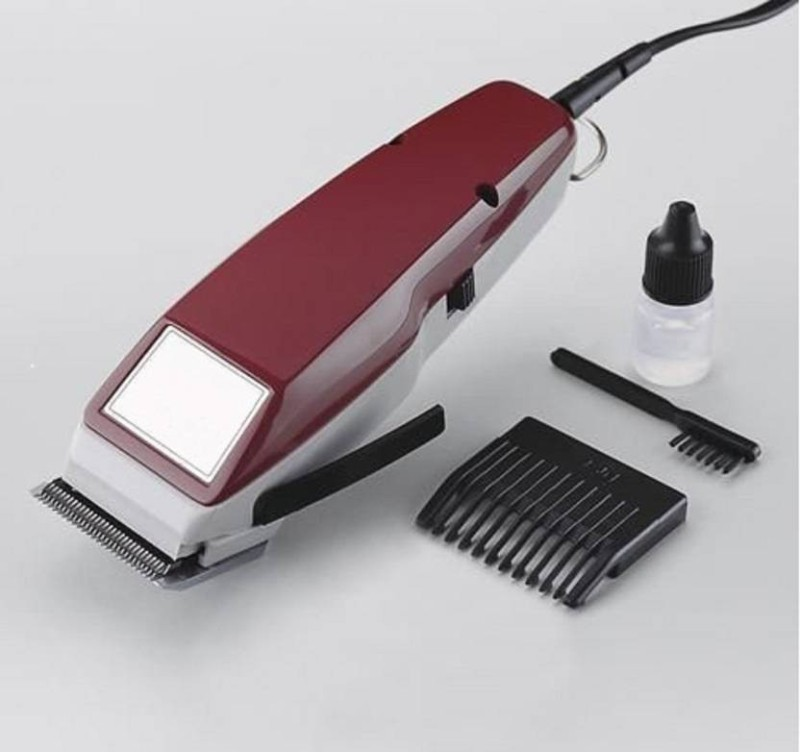 Online World Heavy Duty Professional Electric Hair Clipper Corded Trimmer & Runtime: 45 min Trimmer for Men(Multicolor)