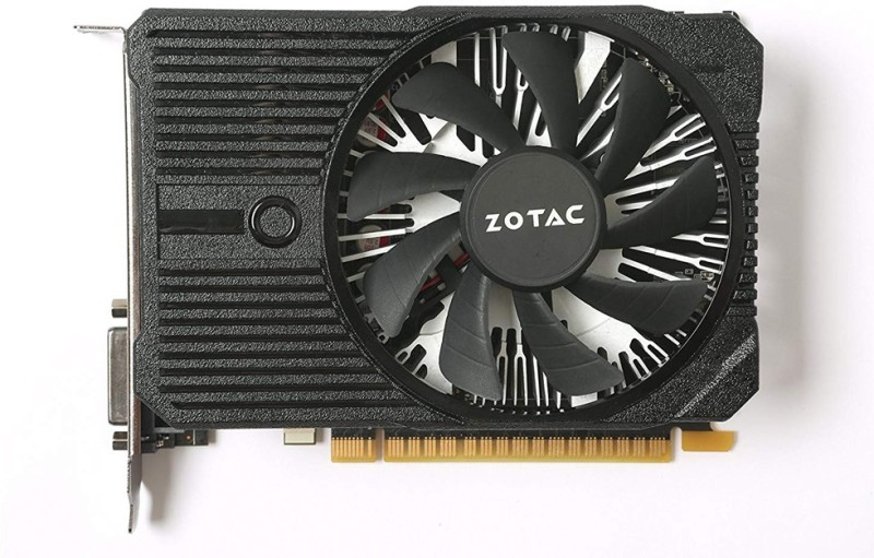 ZOTAC NVIDIA GTX1050Ti 4 GB GDDR5 Graphics Card