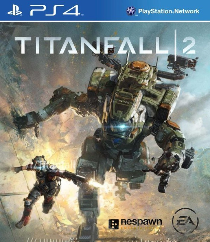 Titanfall 2 PS4(Code in the Box - for PS4)