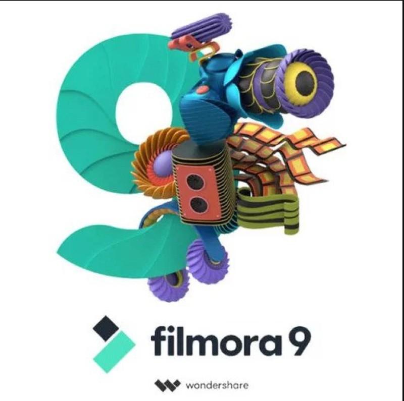 Wondershare Filmora Filmora 9(0)