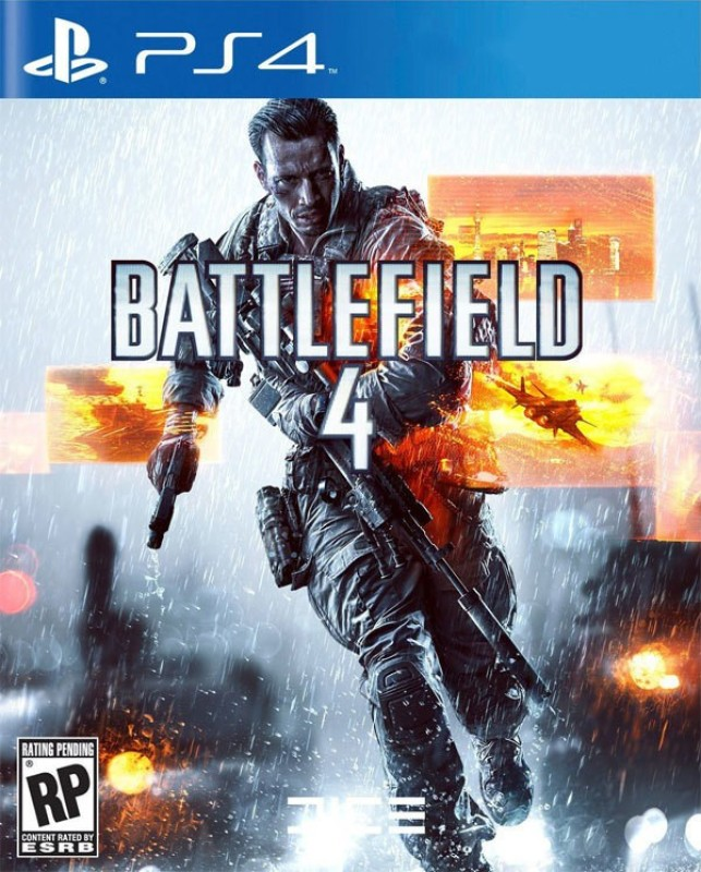 Battlefield 4 - GameSword(Code in the Box - for PS4)