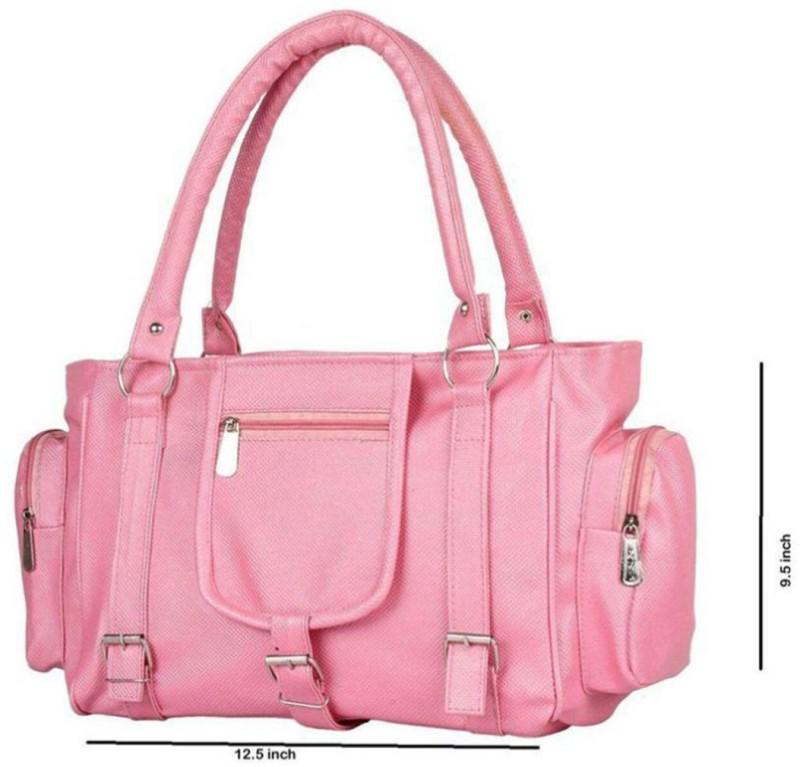 Parrk Women Pink Hand-held Bag