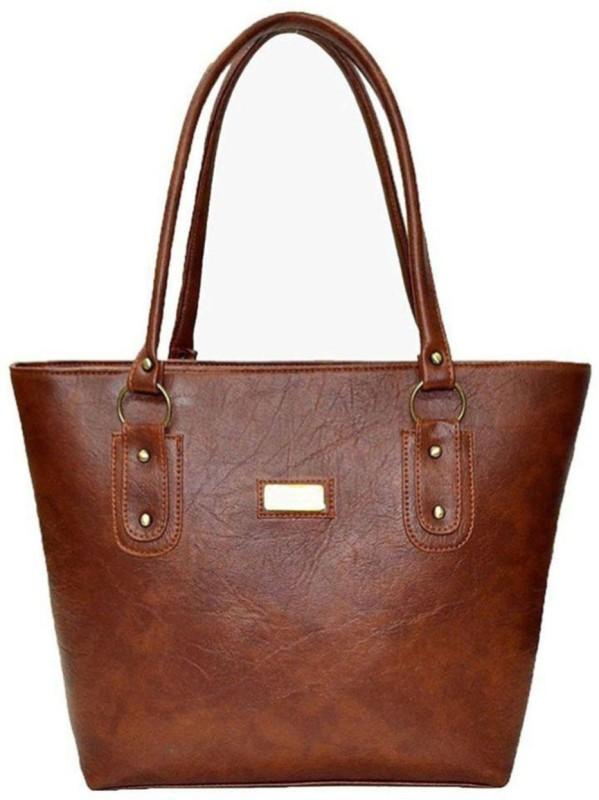 Parrk Women Brown Hand-held Bag