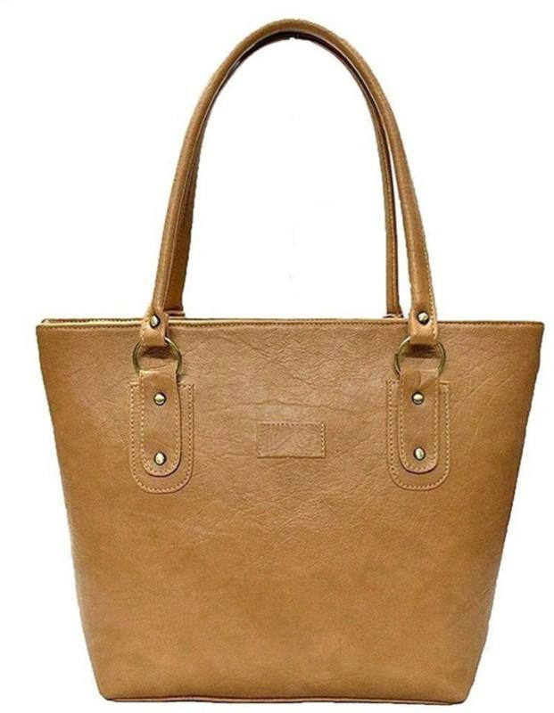 Parrk Women Tan Hand-held Bag