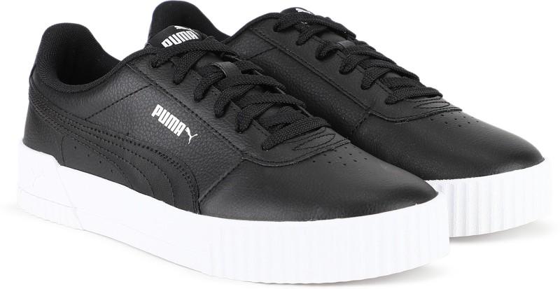 Puma Carina L Sneakers For Women(Black