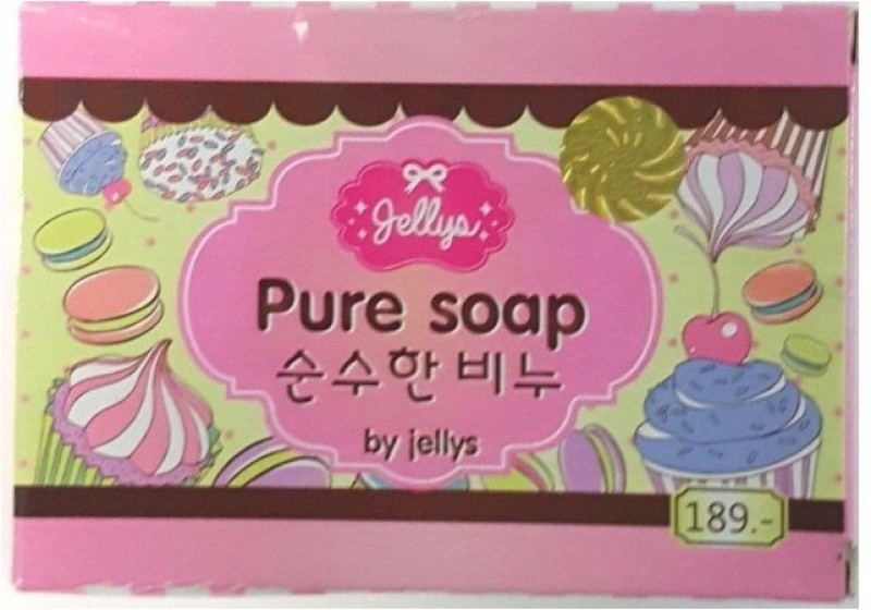 Jelly Pure Soap For Skin Whitening(100 g)