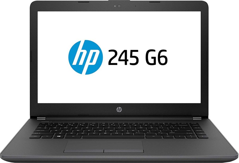 HP G6 APU Dual Core A6 - (4 GB/1 TB HDD/DOS) 245 G6 Laptop(14 inch, Grey, 2.1 kg)