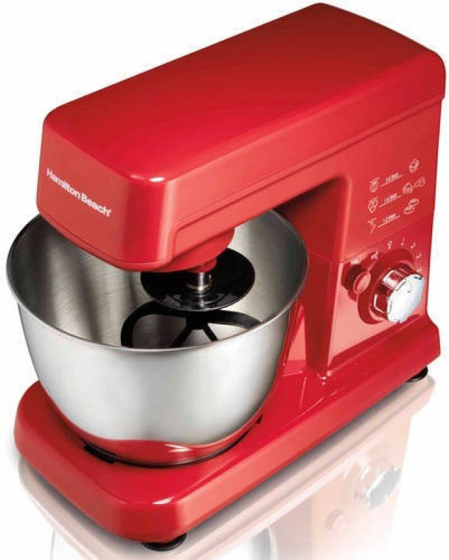 Hamilton Beach 4MLDX14DX9C0 500 W Stand Mixer(Red)