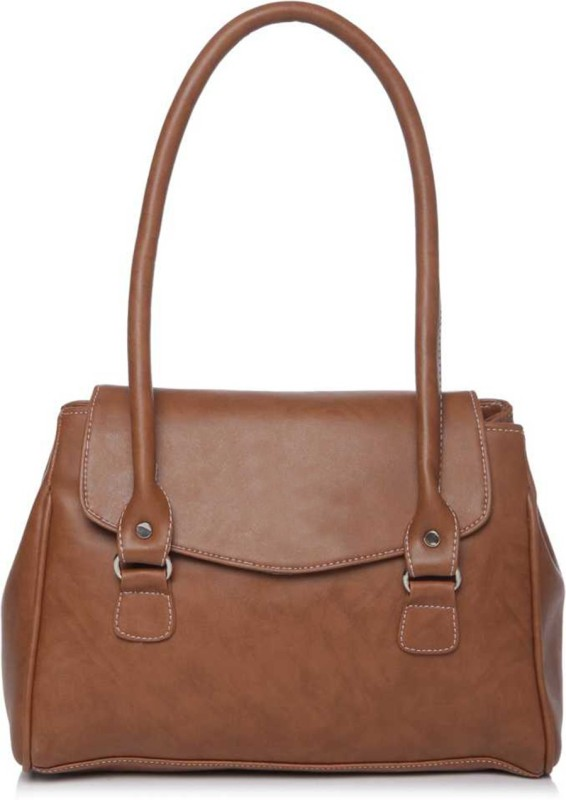 SKME Women Brown Shoulder Bag