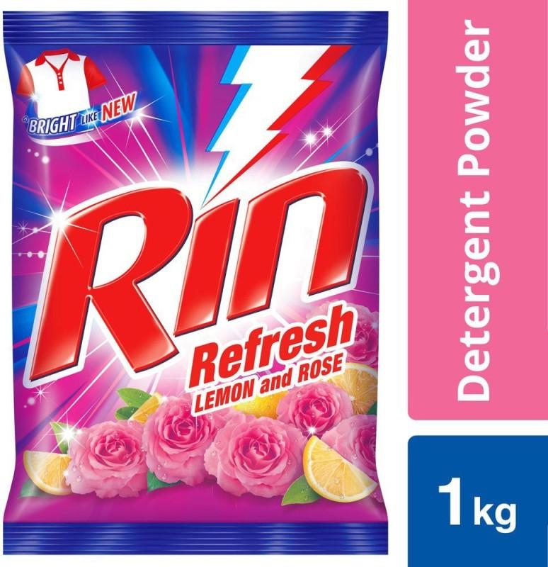 Rin Advanced Powder Refresh Lemon and Rose - 1 kg(1 kg)