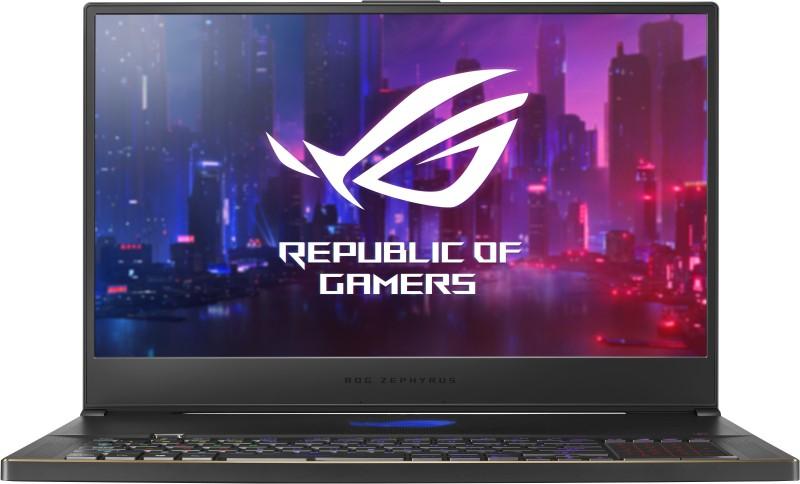 Asus ROG Zephyrus S Core i7 9th Gen - (32 GB/1 TB SSD/Windows 10 Home/8 GB Graphics) GX701GXR-EV025T Gaming Laptop(17.3 inch, Aluminum Black, 2.6 kg)