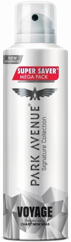 Park Avenue Voyage Supersaver Mega Pack (235 ml) Deodorant Spray - For Men & Women(235 ml)