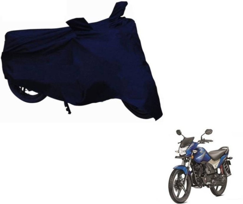 HMS Two Wheeler Cover for Honda(Nova, Black)