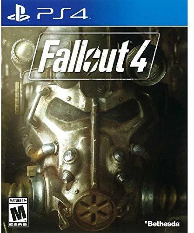 Fallout 4 PS4(Code in the Box - for PS4)