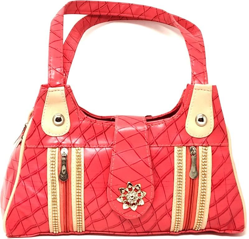GC Guru Creation Women Pink Messenger Bag