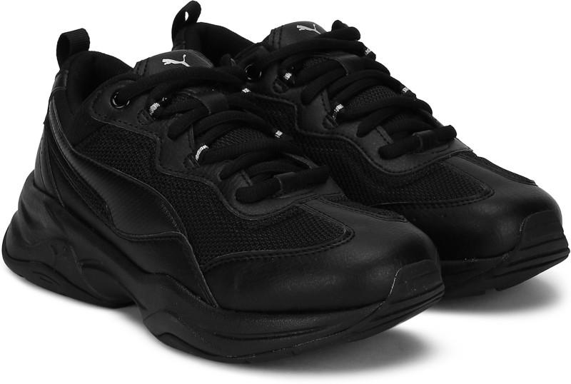 Puma Cilia Sneakers For Women(Black)