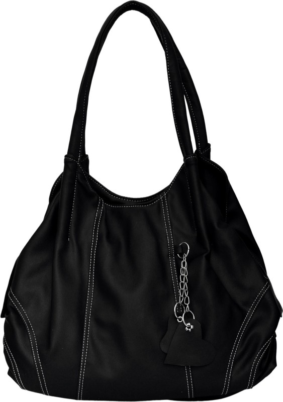 FD Fashion Women Women Black Shoulder Bag