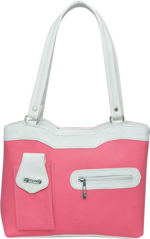 FD Fashion Women Women Pink Shoulder Bag