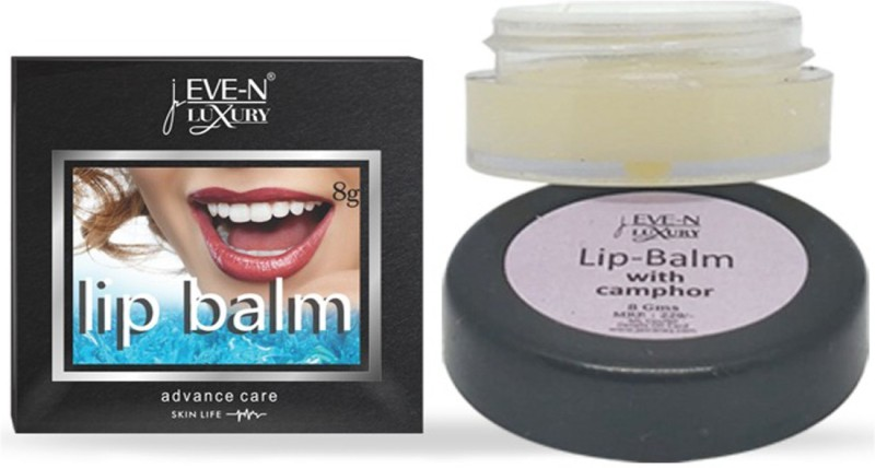 EVE-N Lip Balm with Camphor, 8g Natural Flavor(Pack of: 1, 8 g)