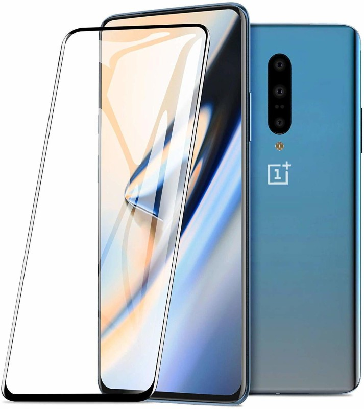 Novo Style Tempered Glass Guard for OnePlus 7 Pro Round Edge(Pack of 1)