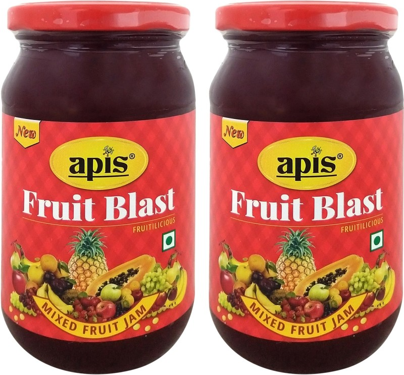 Apis Mixed Fruit Jam 450 g