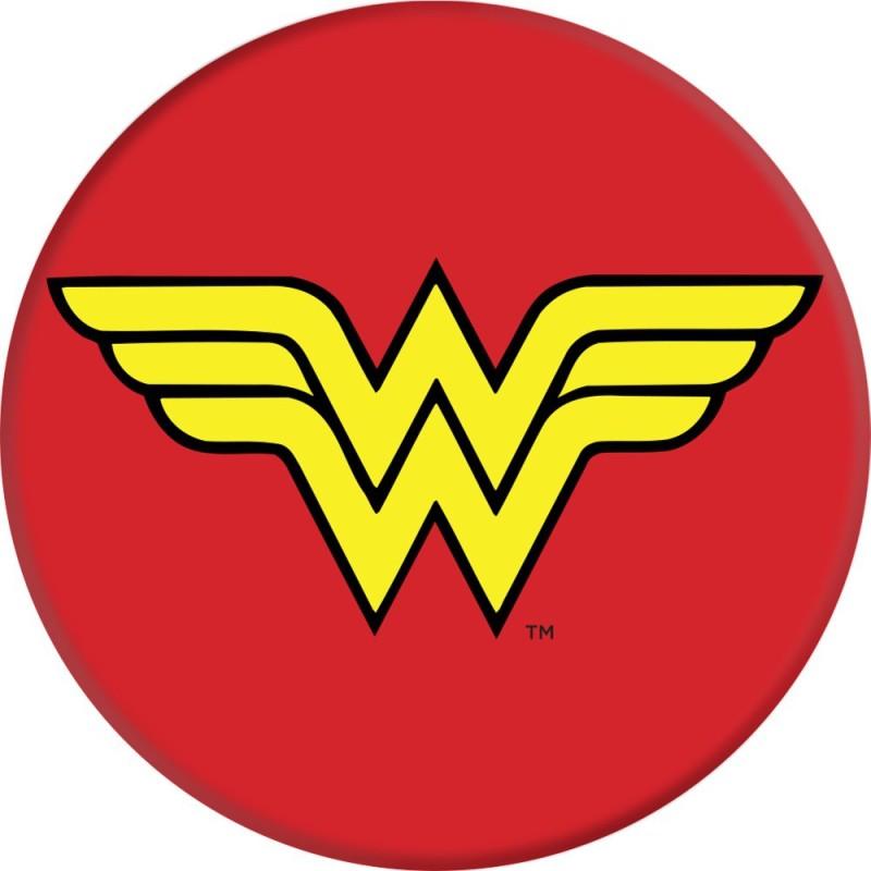 PopSockets Wonder Woman Icon Mobile Holder