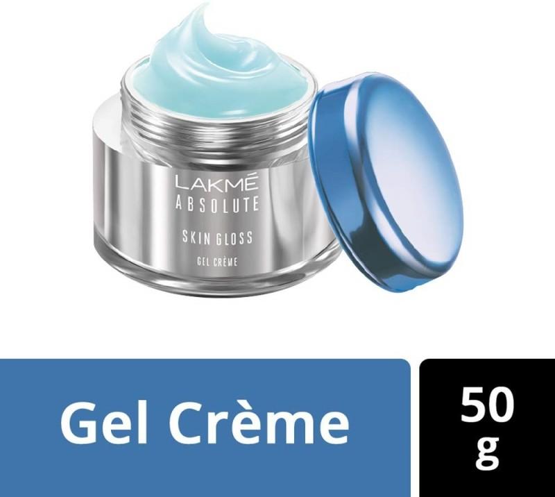 Lakme Absolute Skin Gloss Gel Creme, 50g(50 ml)