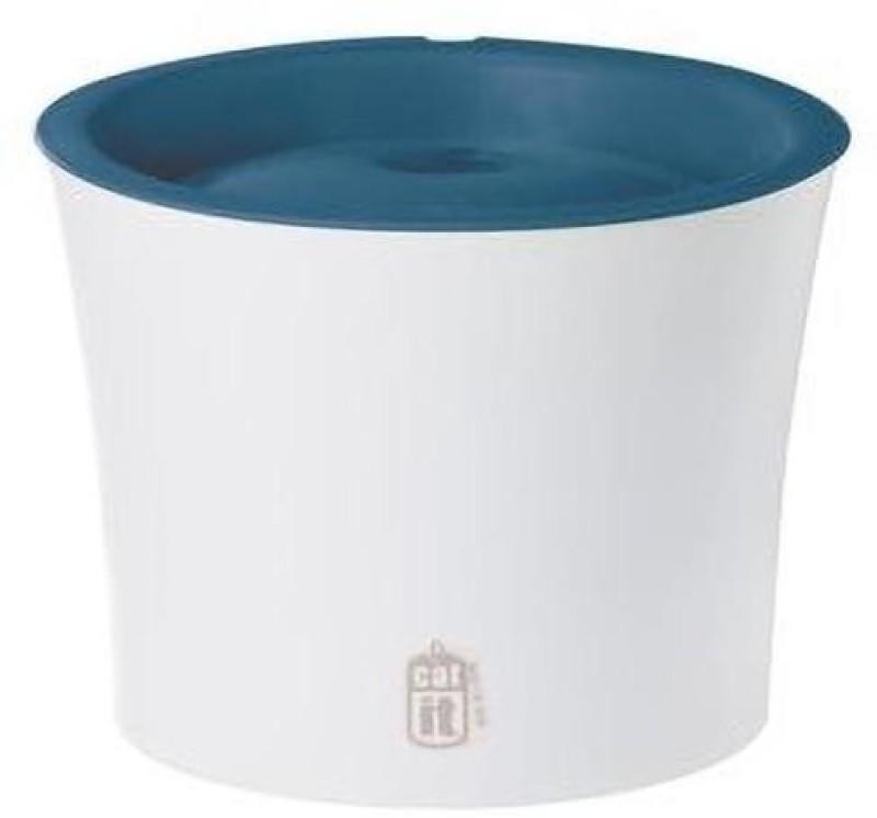 Catit Round Plastic Pet Bowl & Bottle(4 L Multicolor)