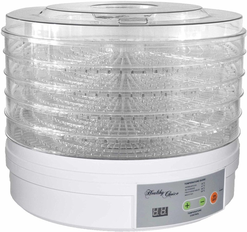 Luxafare Plastic Adjustable Thermostat Electric 250 W Food Processor(Multicolor)