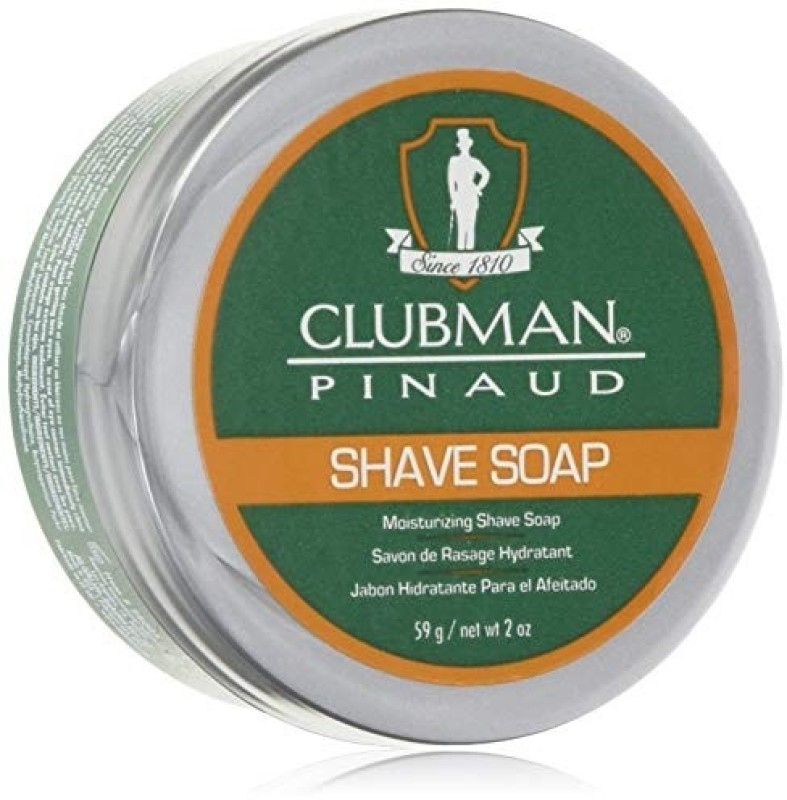 Clubman Pinaud Shave Soap 2 oz Shaving Soap(1 g)