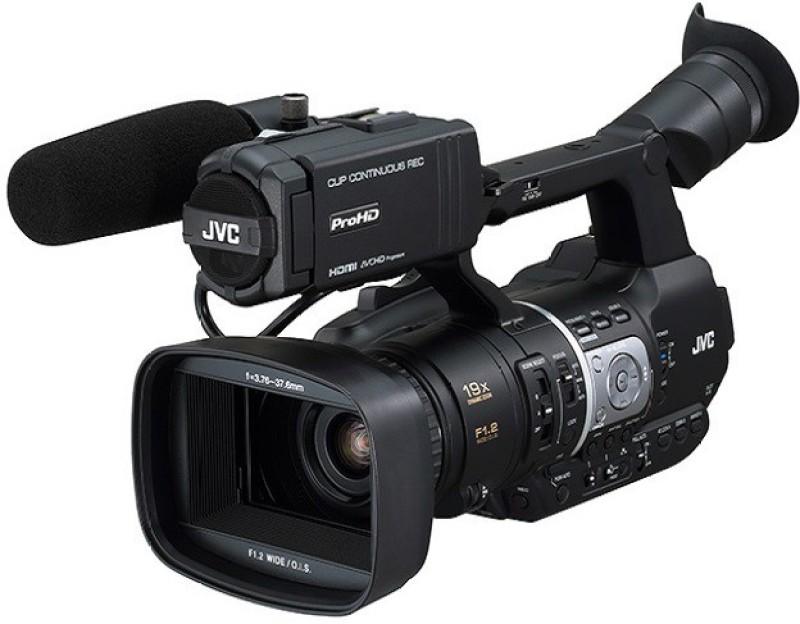 JVC JY-HM360AG JY-HM360AG Camcorder(Black)
