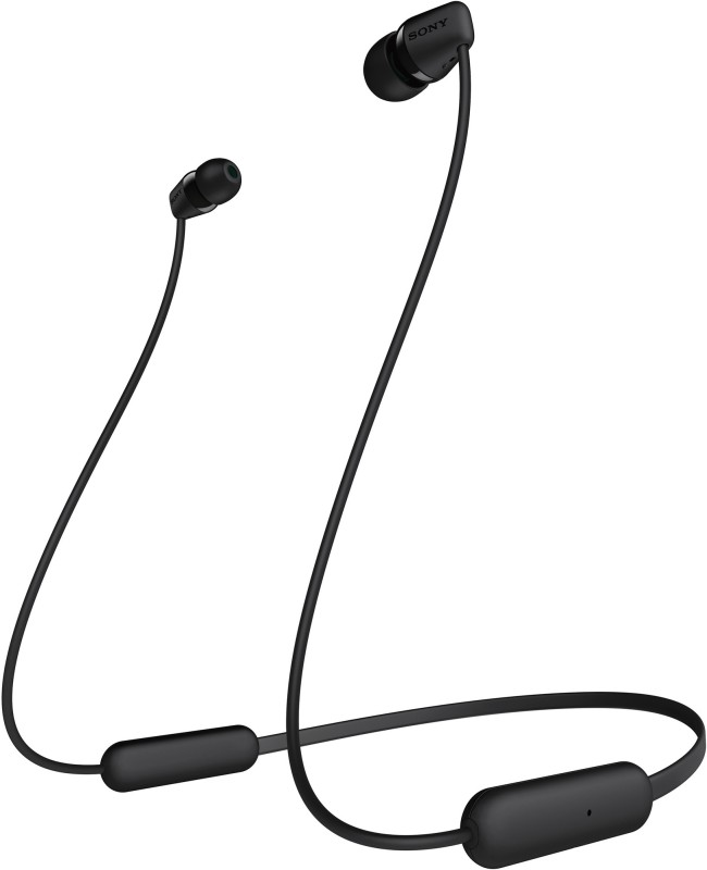 Sony Wi C200 Bluetooth Headset With Mic Buy Online In Kuwait At Desertcart