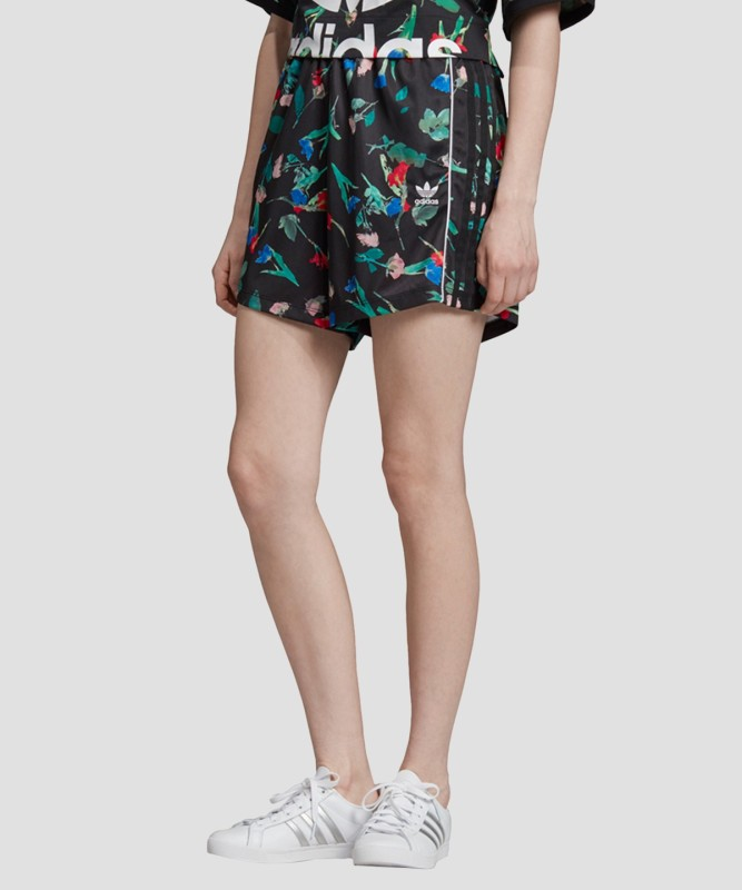 ADIDAS ORIGINALS Printed Women Multicolor Regular Shorts