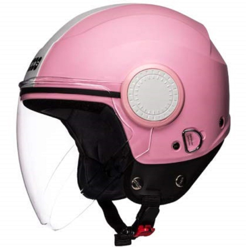 Studds AUTO-DHIR-29 Motorbike Helmet(Pink)